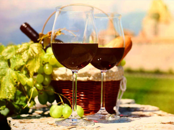 Wine and Food – A Napa Valley Perfect Pairing